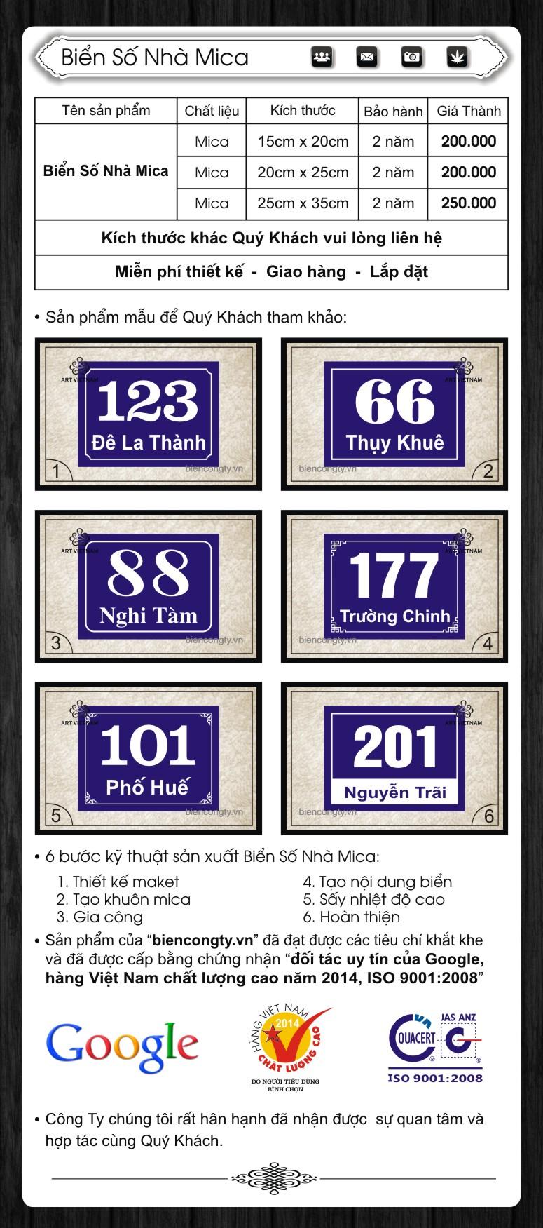 Số Nhà Mica